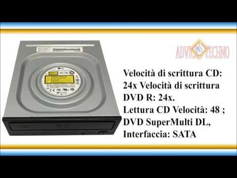 Masterizzatore DVD RW LG   GH24NSD1