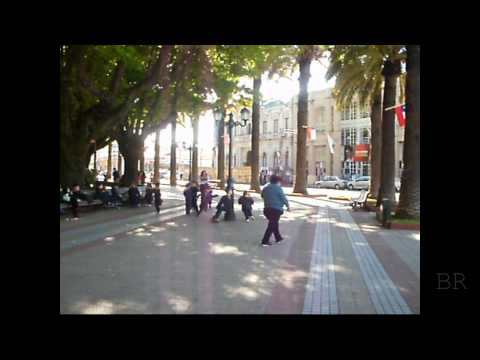 Plaza de Armas de Curicó, por BR, BG y FG (7,9)