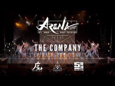 [2nd Place] The Company | Arena LA 2018 [@VIBRVNCY 4K] - Thời lượng: 5 phút, 55 giây.