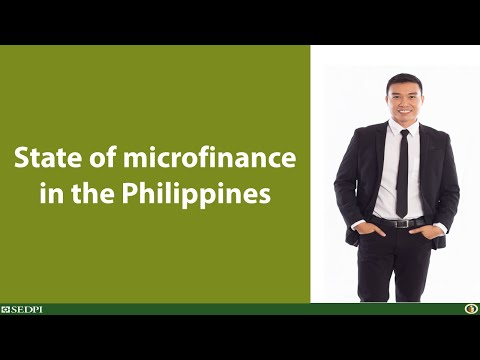 Vince Rapisura 563: State of microfinance in the Philippines