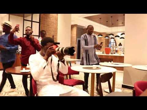 Nollywood ACTOR LATEEF ADEDIMEJI marry  fianceeOYEBADE ADEBIMPE. By Soji Oni.