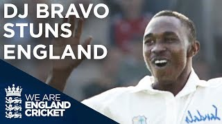 DJ Bravo Stuns England   England v West Indies - Old Trafford 2004
