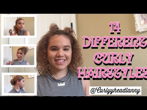 14 Different Curly Hairstyles  Curlyyheadlanny