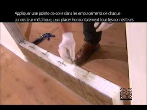 SEVES Posavetro - Système de montage pour le briques de verre