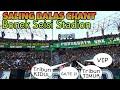 Download Lagu Mantul..!! Aksi Saling Balas Chant BONEK DISINI dari Tribun Green Nord ke Semua Tribun GBT Mp3 Free