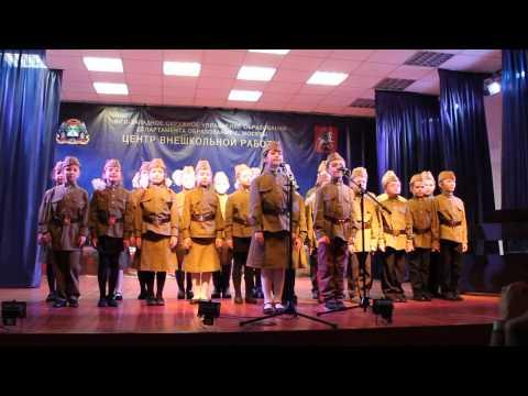 Конкурс патриотической песни 13.02.2014 (видео)