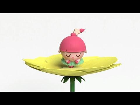 Малышарики - Новые серии - Балерины (Серия 79) Развивающие мультики для детей 0,1,2,3,4 лет (видео)