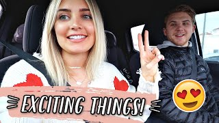 EXCITING ANNOUNCEMENTS + THINGS! by Aspyn + Parker