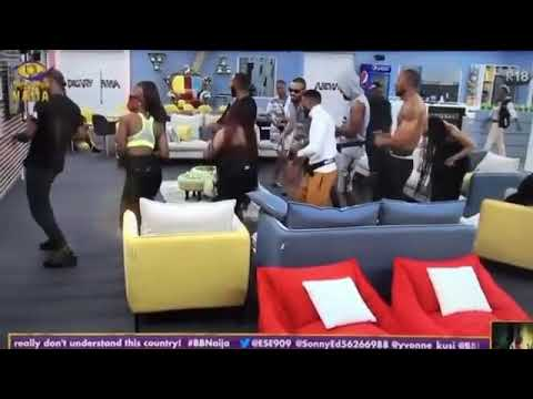 HOUSEMATES REHEARSING FOR TONIGHT'S PARTY //BIG BROTHER NAIJA SEASON 5//BBNAIJA //BBN