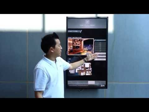 Interactive Touchscreen at TheDiplomat Sathorn by MintedImages