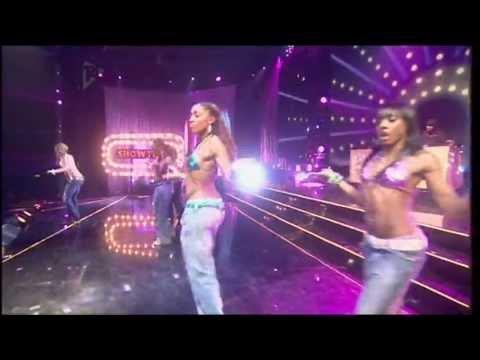 Rihanna - Pon De Replay_SmashHitsAwards 2005  (20-Nov)
