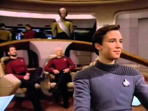 Ode To The Picard Maneuver With Data