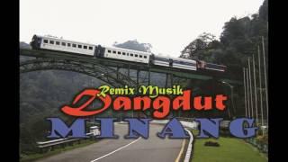 Nonstop DJ Remix Dandut Minang Taragak - Dangdut Minang House