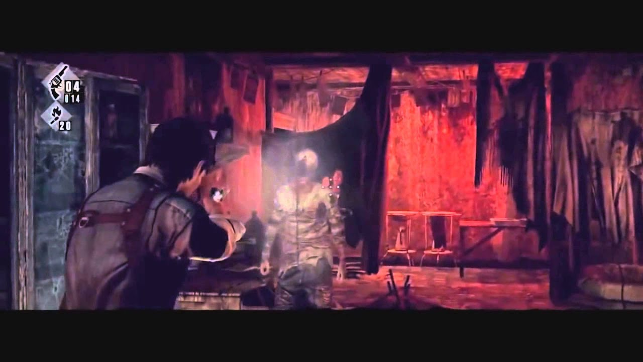 Video-preview: The Evil Within