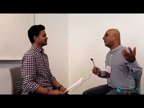 BC TEAL Interview with Dr Ahmar Mahboob