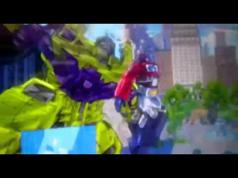 Transformers #1 Queimada Nova (imitação do Rezende