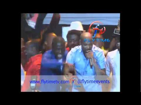 Flytime TV: 2face Live Concert performing Implication