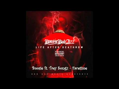 Boosie Badazz Ft. Trey Songz - Facetime - Life After Deathrow NEW