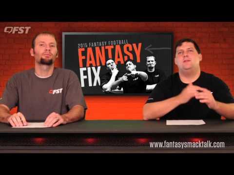 2015 Fantasy Football: Week 3 Fantasy Fix thumbnail