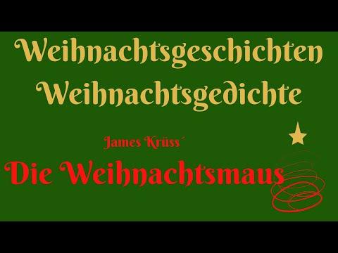 """Weihnachten zum Hören: """"Die Weihnachtsmaus"""" von James Krüss видео"""