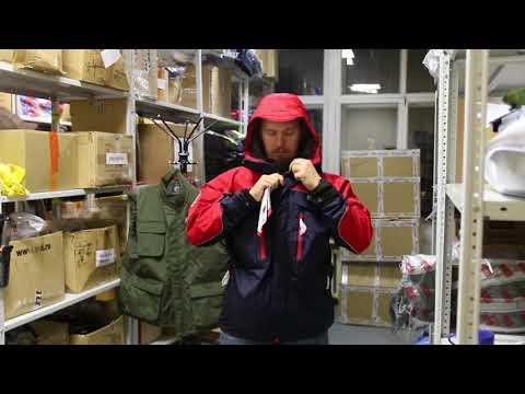 Куртка для рыбалки Nova Tour «Коаст PRO». Видеообзор.