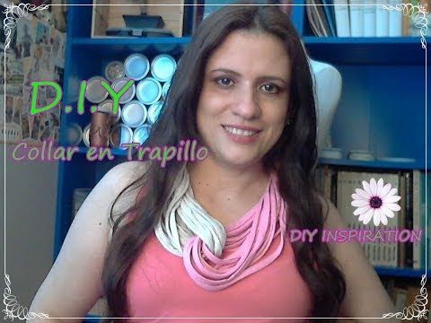 DIY: COLLAR EN TRAPILLO