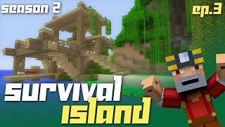 Minecraft Xbox 360: Survival Island - Season 2! (Ep.3 - A New Beginning!)
