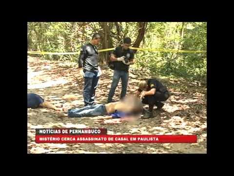 [BRASIL URGENTE PE] Casal é assassinado a tiros no bairro de Maranguape I, em Paulista