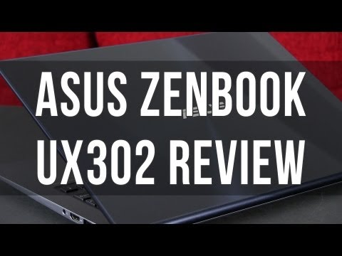 Asus Zenbook UX302LG / UX302 review - Haswell and Nvidia graphics