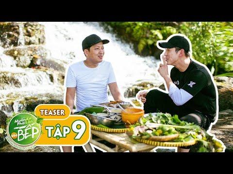 Teaser #9 | Trường Giang bất ngờ tiết lộ danh tính người yêu Song Luân | Muốn Ăn Phải Lăn Vào Bếp - Thời lượng: 2:01.