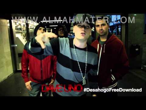 Dave Uno libera su LP 'Desahogo' en descarga gratuita