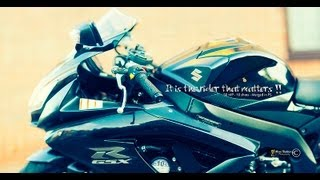 8. SUZUKI GSXR 750 RIDE REVIEW