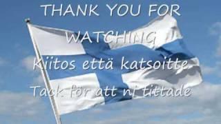 Download Lagu Maamme - Vårt Land   (Our Land)   Finland Anthem with lyrics Mp3