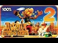 Asterix At The Olympic Games Walkthrough Part 2 x360 Wi
