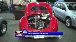 Video Restorasi Mobil VW Beetle Antik di Meksiko - NET24 MP3, 3GP, MP4, WEBM, AVI, FLV Juli 2018