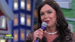 Deborah Palhari no Dez ou Mil (Programa do Ratinho 01/05/2017)