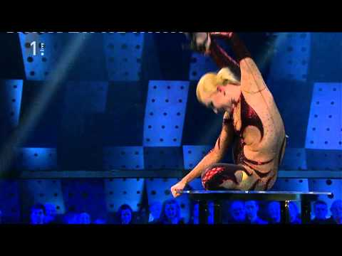Slovenia's Zlata: A Rare Performer of Improbably Bendy Feats