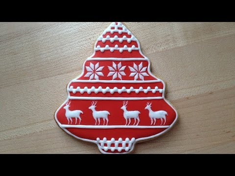 How To Decorate A Christmas Cookie