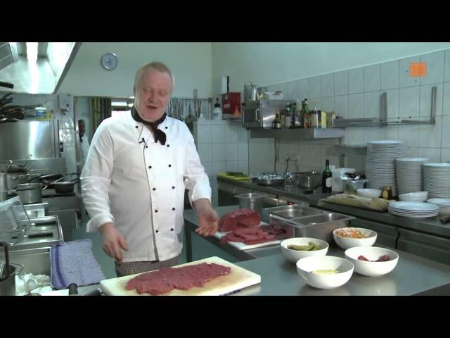 "Rinderroulade ""Anna Amalia"" | Rezeptempfehlung Topfgucker-TV"