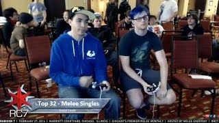 Rubicon 7 – TEMPO | Axe (Pikachu, Falco, Marth) vs. SPY | MacD (Peach) – Top 8, Grand Finals