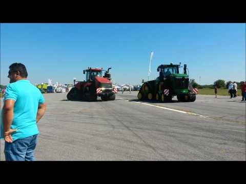 Case quadtrac 620 vs John Deere 9520rx