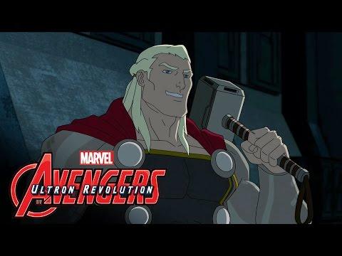 Marvel's Avengers: Ultron Revolution Season 3, Ep. 1 - Clip 1