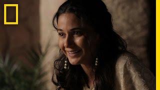 Emmanuelle Chriqui on Playing Herodia | Killing Jesus