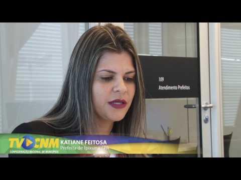 Prefeita de Ipixuna (PA) busca informações em visita à sede da CNM