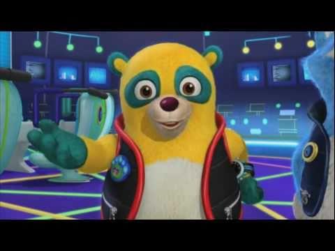 Disney Junior España | Agente Especial OSO: Tres pasos saludables: Jugando al minigolf