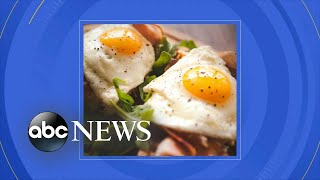 A new warning about eggs and heart disease l GMA