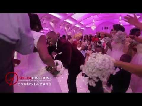 Nigerian Wedding Taira weds David 2015