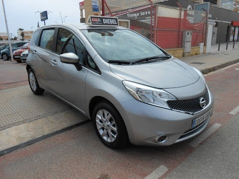 See video Nissan NOTE 1.5DCi ACENTA