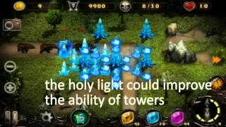 Epic Defense 2 - Wind Spells YouTube video