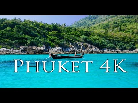 Phuket 4K | Adventure of a LIFETIME!